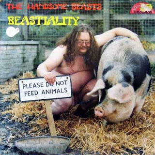 worst album covers handsome beasts beastiality photo