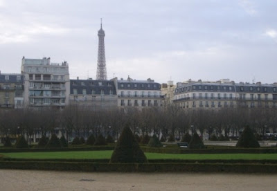 france photos paris in winter view from invalides to eiffel tower rising over beautiful buildings