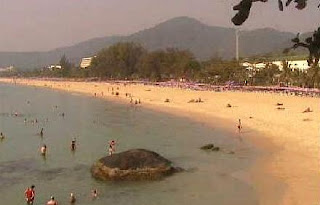 Karon Beach, 4th March