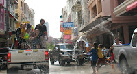 Patong street scene