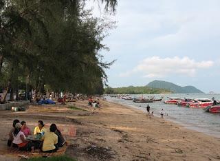 Rawai beach, Phuket, 13th May