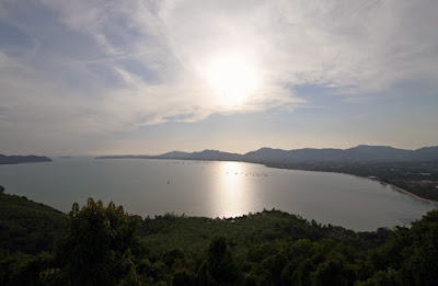 View from Khao Kad viewpoint