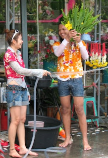 Songkran laughs