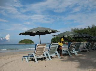 Kata Beach 30th May
