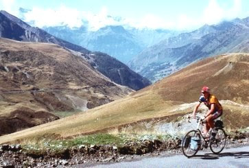Riding the Pyrenees, 1990