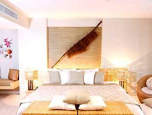 Burasari - Serene Sand Mood Room