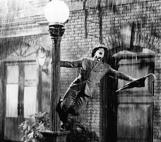 Singin in the Rain!