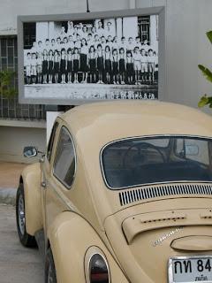 Thai Hua Museum Carpark