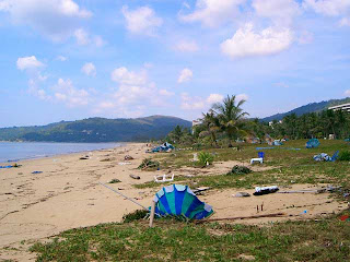 Karon Beach, 26th December 2004