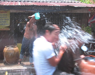 Big Splash! Songkran 2008 in Phuket Town