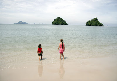Noppharat Thara Beach, Krabi, 23 May