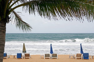 Karon Beach Chairs, 17th June
