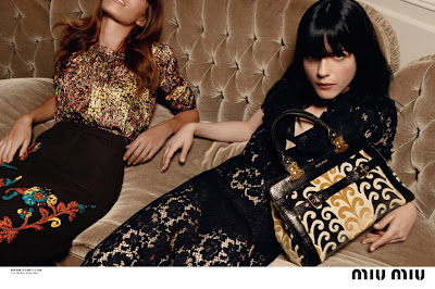 Miu Miu Ads @ don juans reckless daughter