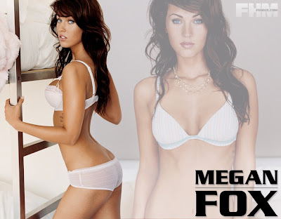 megan fox fhm wallpaper