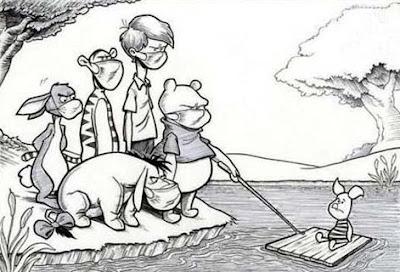 Swine Flu Pooh