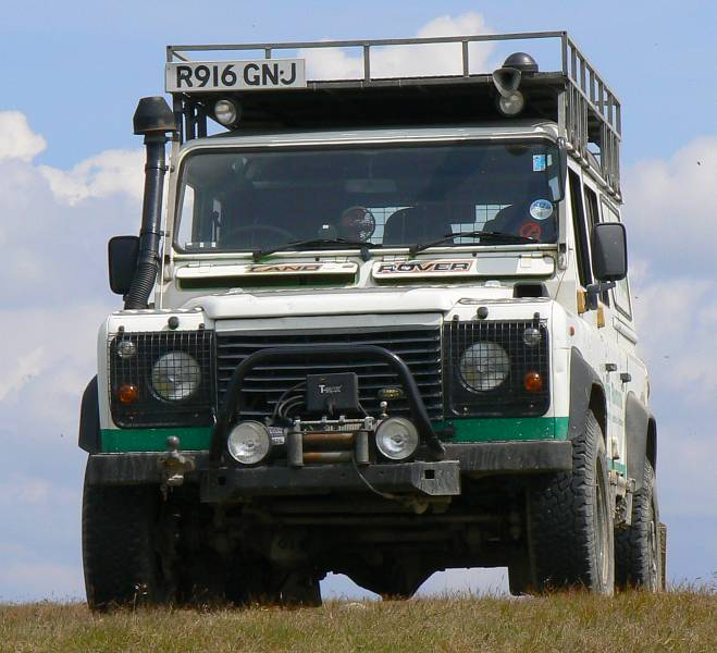 Land Rovers For Sale: Roving Romania: Land Rover FOR SALE