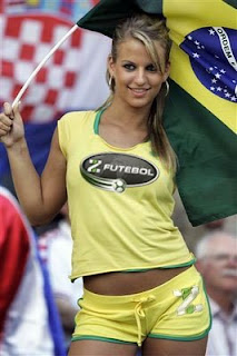 hot Brazilian chick