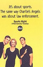 Sports Night Ad
