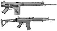FUSIL FN FAL 7.62X51MM NATO.