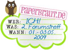 paperbrauttreffen #2
