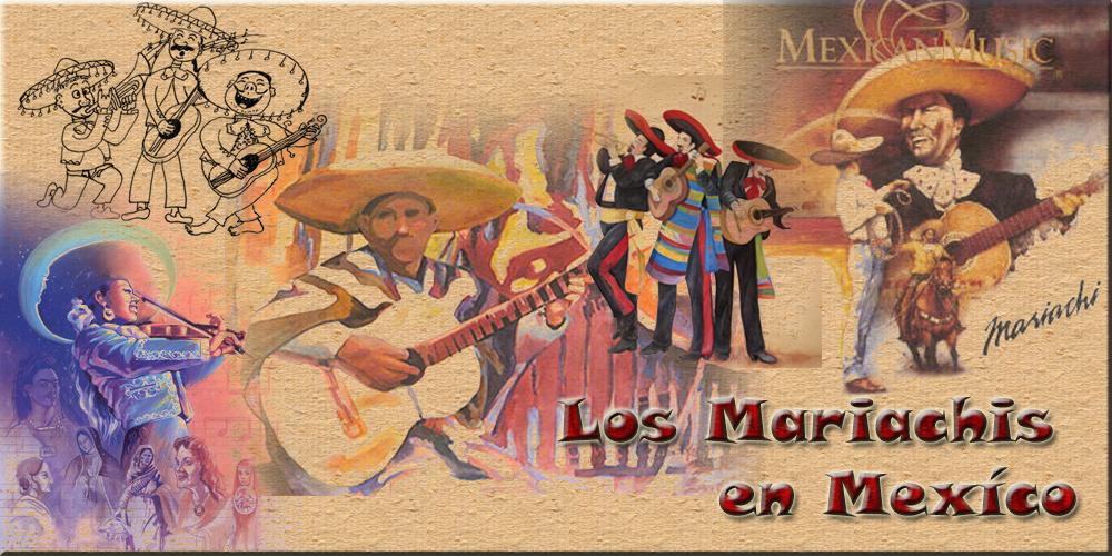 Los Mariachis en Mexíco