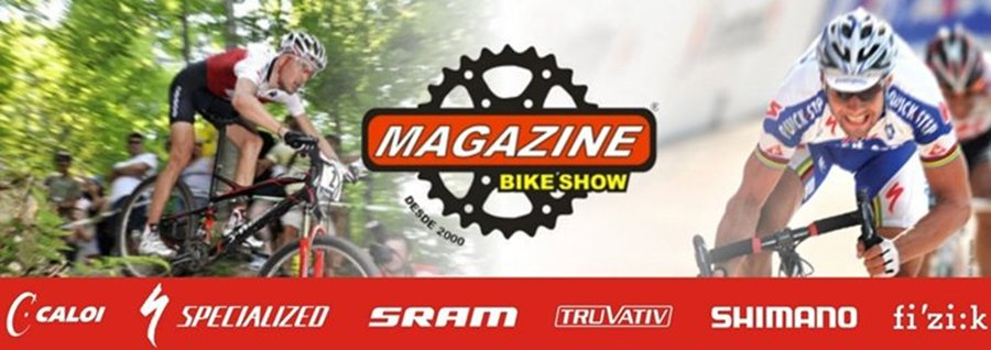 Magazine Bike Show