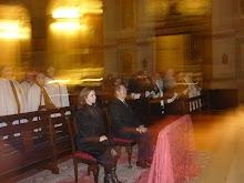 Missa de Sufrágio pelas Almas de S.M.F.El-Rei Dom Carlos I e do Príncipe Real Dom Luís Filipe.