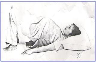Senam Hamil - Mengangkat Panggul
