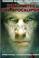 Los jinetes del Apocalipsis (Horsemen) (2009) online y gratis