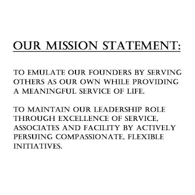 sample of personal vision statement