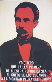 Apóstol de Cuba y Nuestra América.