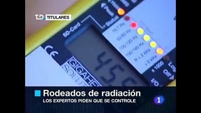 tve telediario radiacion