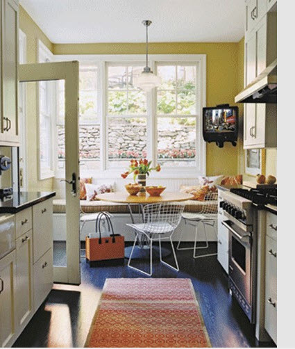 The kitchen banquette   does it work in your space?   design ...