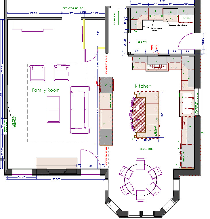 tiling whole kitchen floor plans with islands plumbing emergency