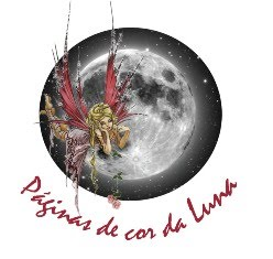 Pginas de cor da Luna