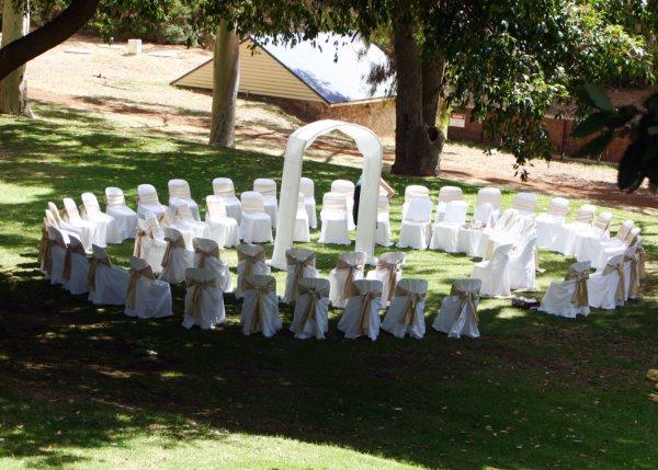Weddings Blog Unique Outdoor Wedding Ceremony  a few more ideas