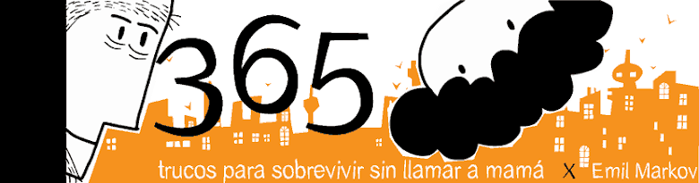 365 trucos para sobrevivir sin llamar a mam