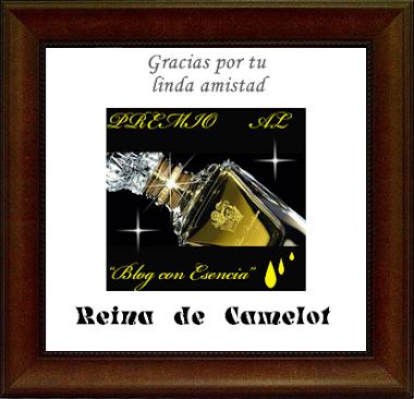 REGALO DE REINA DE CAMELOT