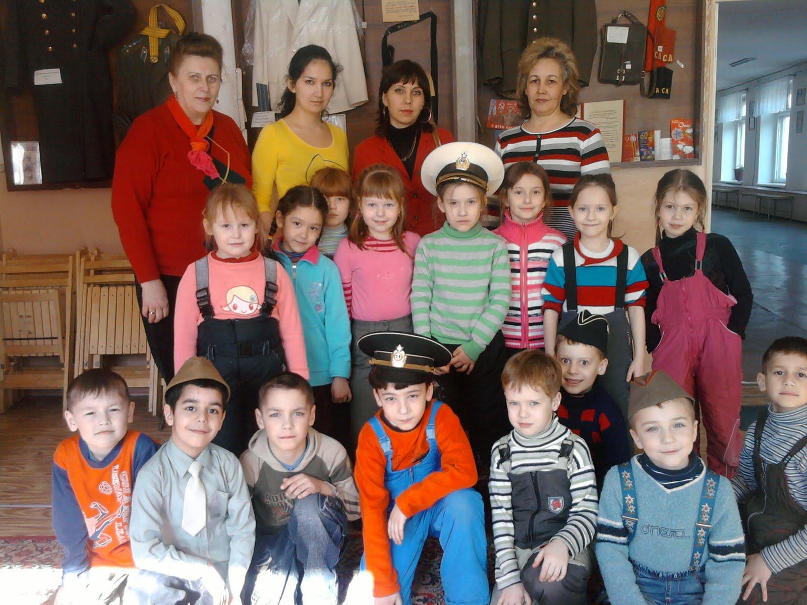 24 марта 2010 г будущие первоклассники