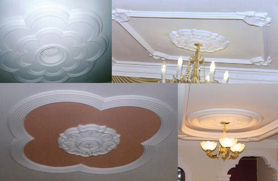 Decoremodelaciones for Decoracion de techos interiores