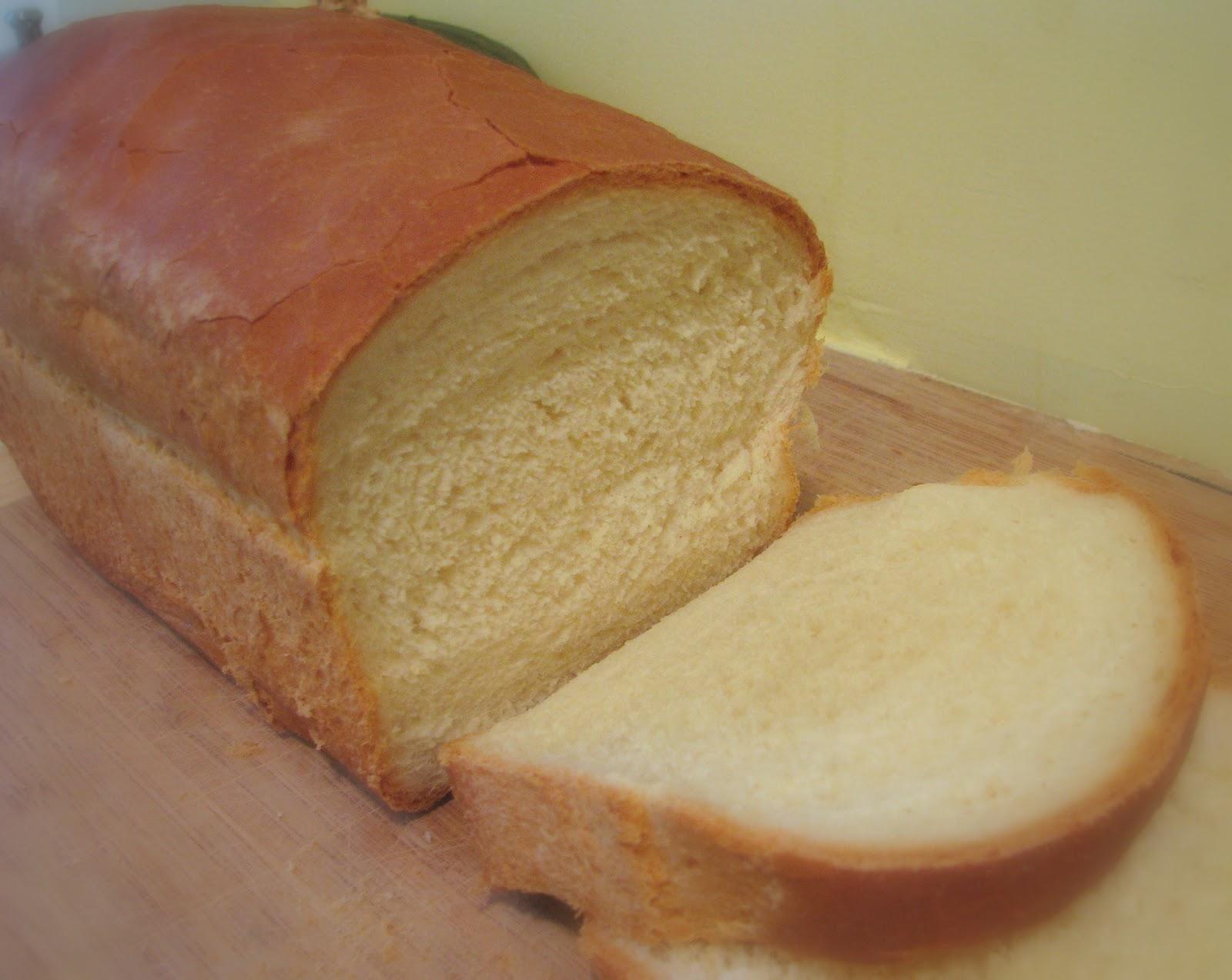 Old Fashioned White Bread La Chefesse