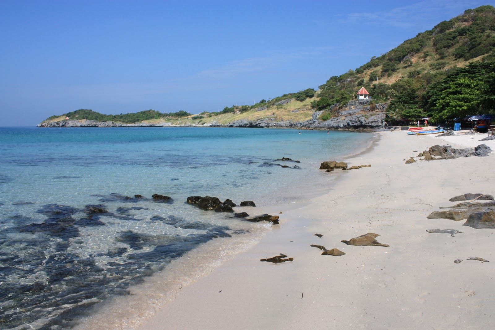 Oh My Travels: Koh Si Chang, Thailand