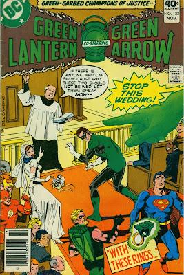 Covered Blog (par Robert Goodin) Green+Lantern+wedding+original