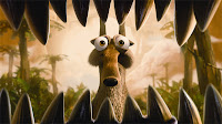Scrat is still in Ice Age 3!
