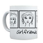 Girlfriends Rock! designed by me
