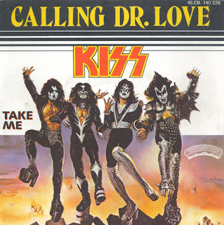 kiss calling doctor love lyrics