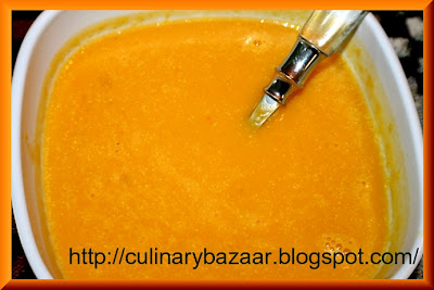 Garlic and Butternut Squash Soup