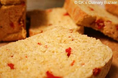 Pane Giallo (Polenta Bread)