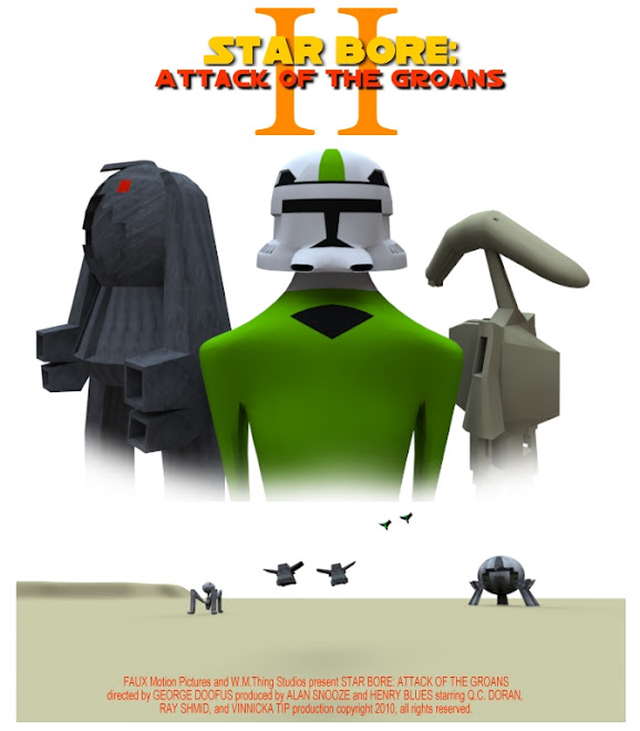 The Attack of the Groans