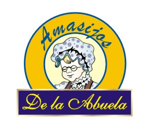 Amasijos de la Abuela Logo tipo